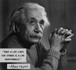 Albert Einstein Life Quote with resolution: 3219x2974 pixel and size ...