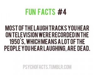 laugh tracks