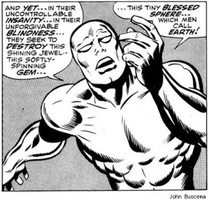 Stan Lee's 'Silver Surfer': His Most Daring Comic of the Silver ...