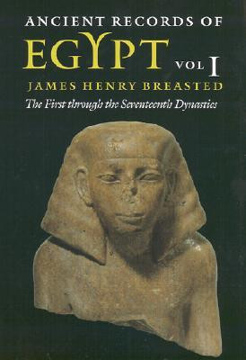 Melinda Jane Harrison's Reviews > Ancient Records of Egypt, Vol 1: The ...