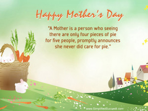 Day Quotes With Images Mothers Day Special Quotes Happy Mothers Day ...