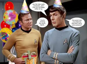 Happy Birthday Cubert!!