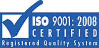 ISO 9001: 2008 Certified