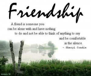 ... out the label of friend to everyone that it has lost all meaning