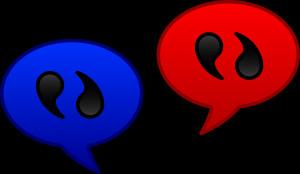 Speech Balloon Communication Icons