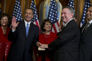 Rep. Steve Stockman, R-Texas, thinks VAWA benefits