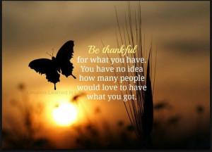 Gratitude = happiness