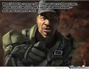 Sgt. Badass Johnson