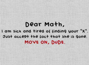 Math Quotes Funny