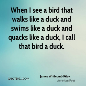 James Whitcomb Riley Nature Quotes