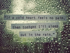 Cold Hearted Quotes & Sayings