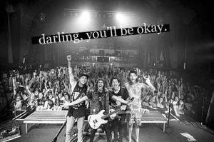 quote song lyrics Concert live pierce the veil vic fuentes mike ...