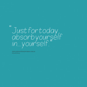 Quotes About: self-care