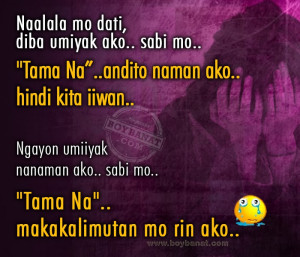 quotes about change and love tagalog youtube tagalog love quotes