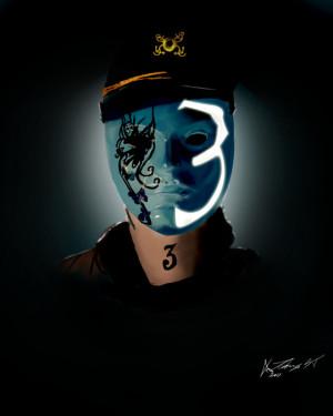 Hollywood Undead Johnny 3 Tears Johnny 3 tears by paky