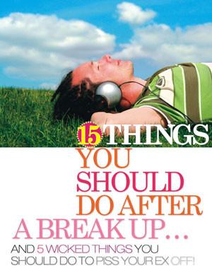 how to get over a broken heart