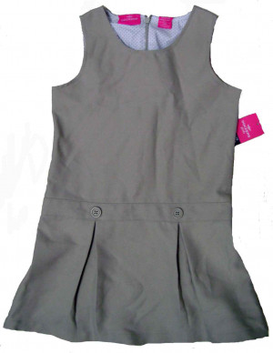 school uniform dress twill 3 girls school uniform dress twill 2 school ...