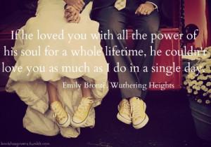 Emily Bronte Quotes