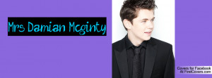 Damian Mcginty cover