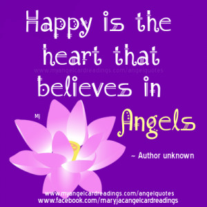 Angel Sayings Quotes