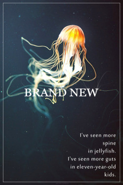 ... brand new band brand new lyrics Your Favorite Weapon the devil and god