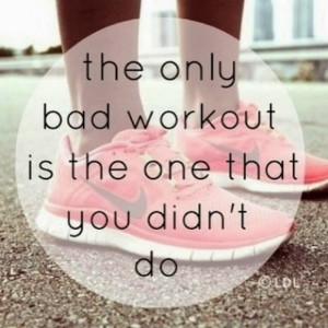 Exercise and Fitness Motivational Quotes - P2