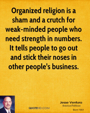 Strength In Numbers Quote