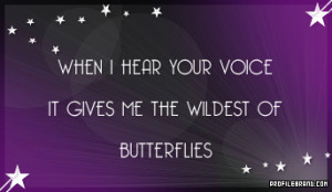 Miss Your Voice Quotes