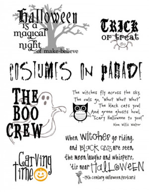 Cute Halloween Love Quotes Happy halloween quotes and