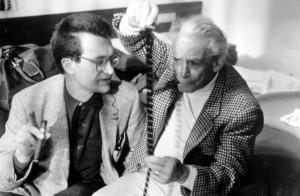 Samuel Fuller & Wim Wenders