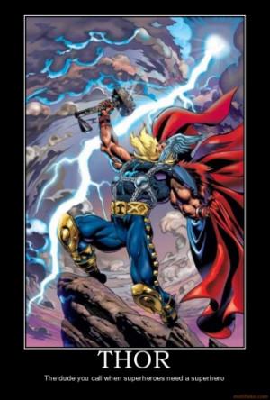 tema clasico : Thor vs darkseid