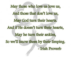 Irish Quotes Sayings About Ireland And Irish Blessings