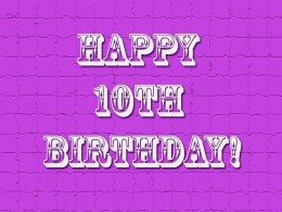 Sweet 10th Birthday Wishes, Quotes and Poem for Boys and Girls