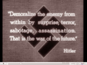 hitler quotes on power