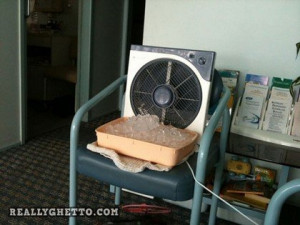 ... ghetto, hilarious, Top 10 Really Ghetto Ways to Cool Off in the Summer