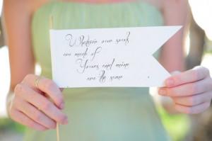 Wedding - Quotes