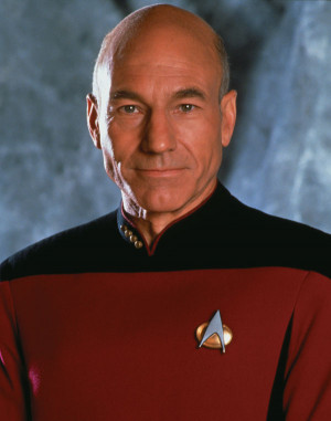 Star Trek's' Patrick Stewart 'makes it so' with ECCC ...
