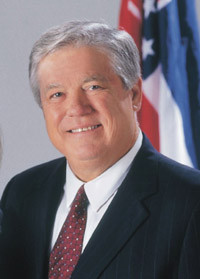 Haley Barbour Takes Over RGA