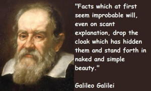 Galileo galilei famous quotes 1