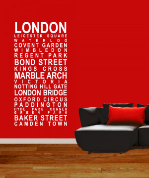 Details about Wall Quotes (Large) - Loads of Designs to Choose From ...