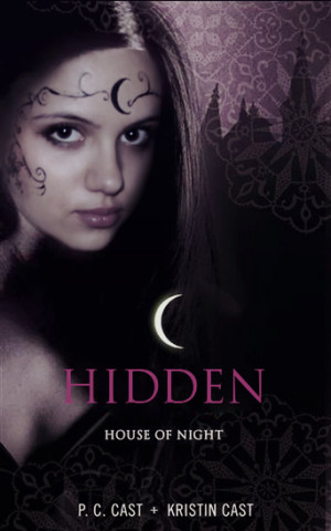Hidden House of Night Cover by zvunche