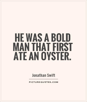 Oysters Quotes
