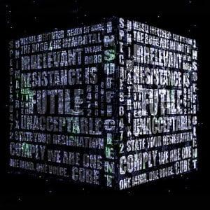 reslanh › Portfolio › Star Trek - Borg Cube