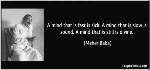 Sick Mind Quotes