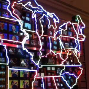 Nam June Paik electric highway
