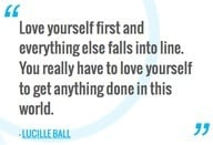Thursday Quote of the Day: Lucille Ball
