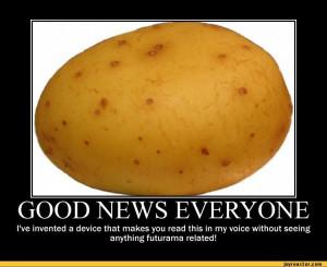 ... !,funny pictures,auto,demotivation,potato,hubert farnsworth,invention