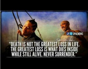 Tupac quote: Tupac Quotes
