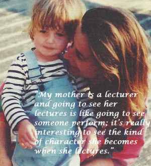 # florence welch # evelyn welch # mother # florence welch quotes ...