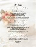 Heartwarming Original Inspirational Christian Poetry - Poems - My Love ...